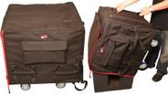 Gator G-SUB2225-24BAG Subwoofer Bag with Wheels