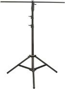 American DJ LTS-10B 10 ft Black Steel Tripod Stand