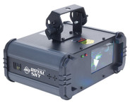 American DJ Royal Sky Blue and Green Laser Lighting Effects