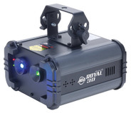 American DJ Royal 3D Blue and Green Laser Lighting Effects