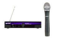 Gemini VHF-1001M Wireless Microphone System