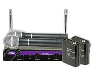 Gemini VHF-2001M Wireless Microphone System