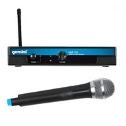 Gemini UHF-116M Wireless Microphone System