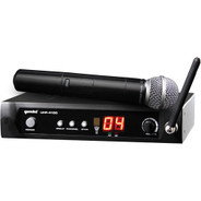 Gemini UHF-4100M Wireless Microphone System
