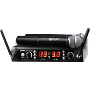 Gemini UHF-4200M Wireless Microphone System