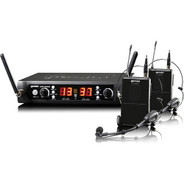 Gemini UHF-4200HL Wireless Microphone System