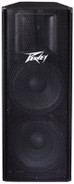 Peavey PV215D Powered Full Range Speaker
