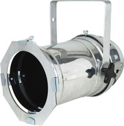 Eliminator E-120 Polished Aluminum Par Can