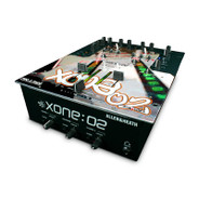Allen and Heath Xone2:02 Stereo Pro-turntablist DJ Mixer