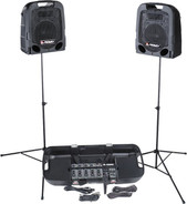 Peavey Escort System Portable Powered PA - B-Stock
