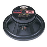 B-52 12-200 Cast-Frame Raw Loudspeaker Replacement