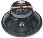 B-52 15-160 Replacement Woofer