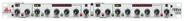 DBX 166XS Silver Stereo/Dual Mono Compressor/Limiter/Gate