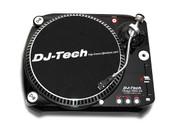 DJ Tech Vinyl USB 10 Belt-Drive USB Turntable