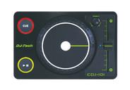 DJ Tech CDJ-101 USB Midi Controller and Deckadance CDJ Style