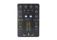 DJ Tech DJM101 DJ USB Mixer Controller