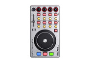 DJ Tech Kontrol One Professional DJ Controller with Touch Sensitive Jog Wheel