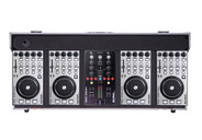 DJ Tech Hybrid 101 Ultimate 4-Deck MIDI Controller System for TRAKTOR PRO