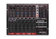 DJ Tech DX3000USB 7 Ch USB Mixer