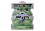 "DJ Tech Mini-2-USB - 1/8 to USB Cable"""