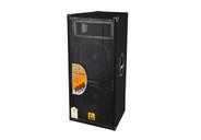 DJ-Tech SX215V2 Three-Way Professional Speaker System