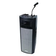 DJ-Tech iBoost 303 280w Max Active Stereo PA System w/ Dual iPod Docks
