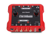 DJ Tech SOUNDBOXPRO Professional 4-In/4-Out Audio Interface