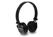 DJ Tech DJH-555 USB Headphones with Built-In Soundcard