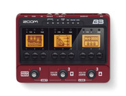 Zoom B3 Bass Guitar Multi-Effects Pedal