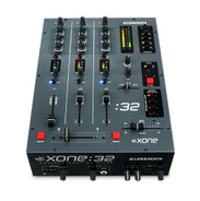 Allen and Heath Xone 32 Professional DJ Mixer