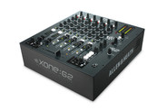 Allen and Heath Xone 62 Professional 6 Channel Club/DJ Mixer