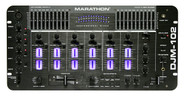 Marathon DJM-102 Professional DJ Club Mixer