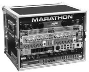 Marathon MA-10UED Ten Unit Deluxe Rack Case