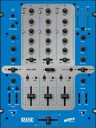 Rane Empath Professional DJ Mixer for Touring and Club Installation - Original Blue