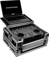 Marathon MA-RMXLT Flight Road Case with Laptop Shelf