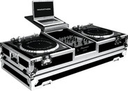 Marathon MA-DJ10WLT BATTLE 2 Turntables, Mixer, 17 PC Case""