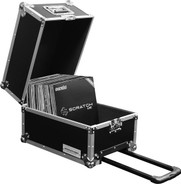 Marathon MA-LPHWE Flight Road 100 Capacity Medium-duty LP Case with Wheels