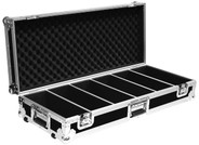 Marathon MA-CD150W Flight Road Deluxe CD Case with Wheels