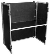 Marathon MA-DJSTAND FULL SIZE Fold Out DJ Stand for DJ Coffins