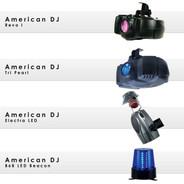 GCD ADJ LED 1 Pack
