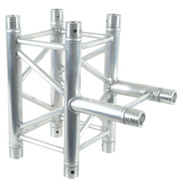 Global Truss 1.64ft. (0.5m) 3 WAY SQUARE TO I-BEAM T-JUNCTION