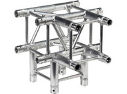 Global Truss 1.64ft. (0.5m) 4 WAY T-JUNCTION