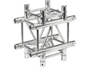 Global Truss 1.64ft. (0.5m) 4 WAY CROSS JUNCTION
