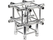Global Truss 1.64ft. (0.5m) 5 WAY T-JUNCTION