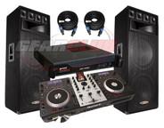 GCD MixDeck XGA-4000 Pack