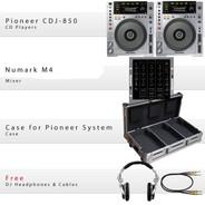 GCD CDJ-850/4 Package