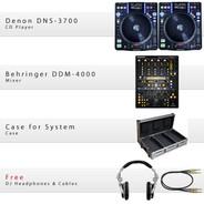 GCD DNS-3700/4000 Package