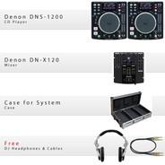 GCD DNS-1200/120 Package