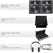 GCD CDJ-700 Pack III