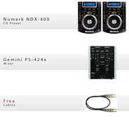 GCD NDX 400/424x Package